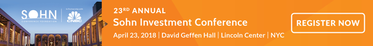 Sohn Invesment Conference